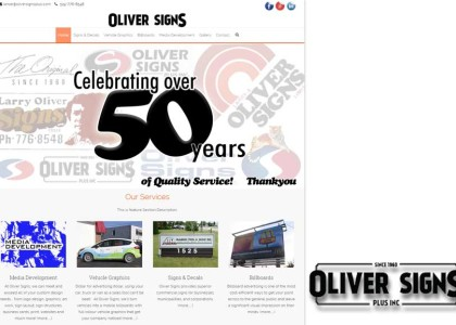 Oliver Signs Plus