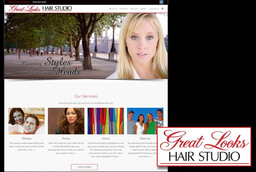 Great Looks Hair Studio