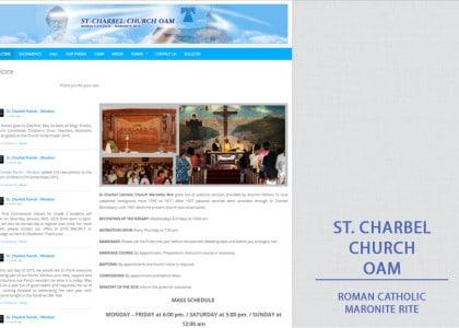 St Charbel Catholic Church Maronite Rite