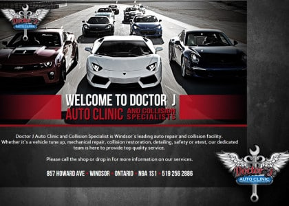 Doctor J Auto Clinic