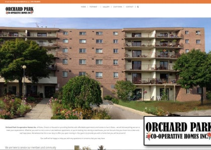 Orchard Park Co-operative Homes