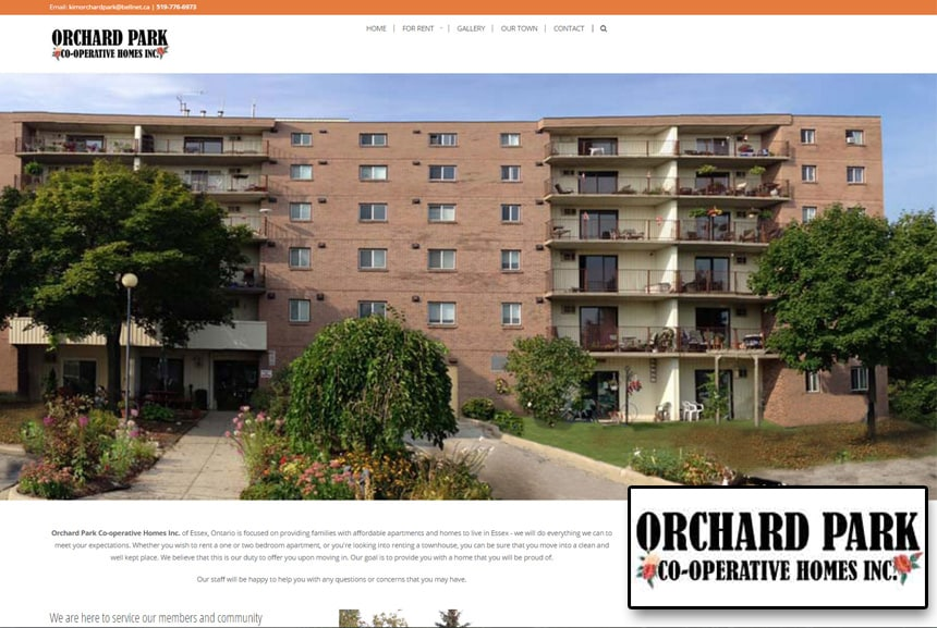 Orchard Park Cooperative Homes