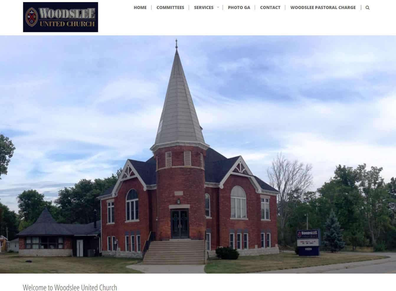 Woodslee United Church